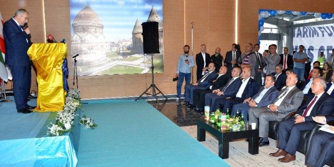 Orta Doğu'nun en büyük fuar merkezi kapılarını 8. Tarım Fuarı ile açtı