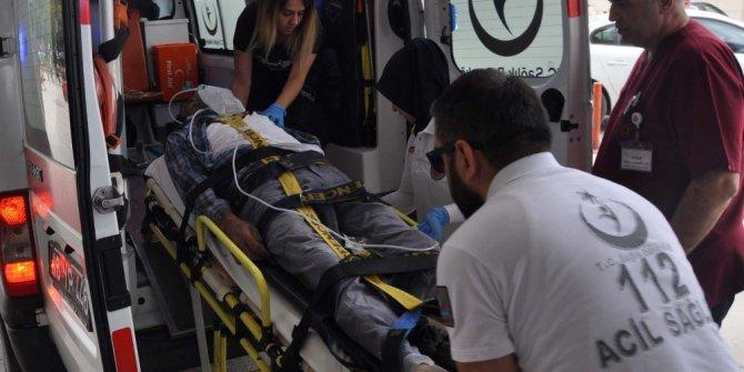 Bursa'da çatı faciası: 1 ölü, 1 yaralı