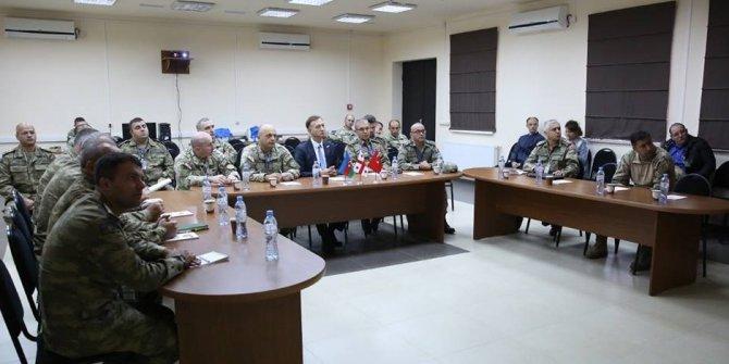 Türkiye, Azerbaycan ve Gürcistan'ın ortak askeri tatbikatı sona erdi