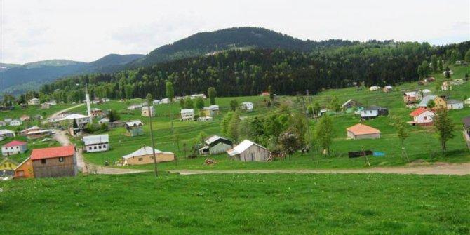 Akçaabat Sertkaya Köyü