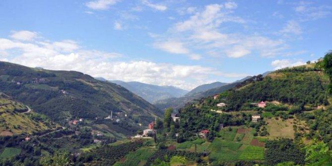 Akçaabat Yeşiltepe Köyü
