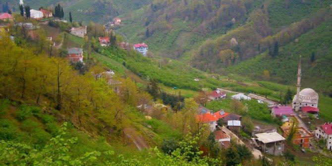 Akçaabat Yeşilyurt Köyü