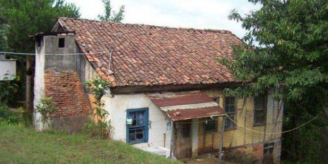 Araklı Buzluca Köyü