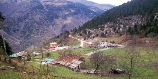 Araklı Kükürtlü Köyü