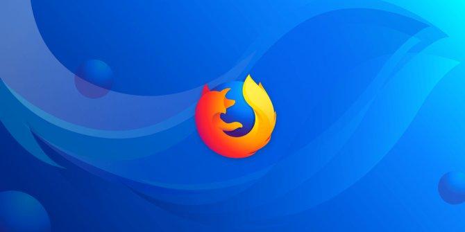 Mozilla Firefox Tarayıcısı Güncellendi