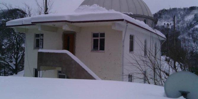 Çarşıbaşı Gülbahçe Köyü