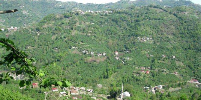Çarşıbaşı Kavaklı Köyü
