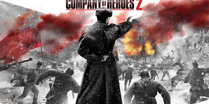 Company Of Heroes 2 Kısa Süreliğine bedava