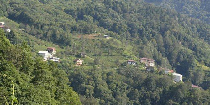 Çaykara Kabataş Köyü