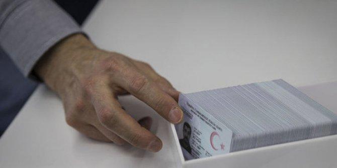Çipli kimlik kartlarının son başvuru tarihi ne zaman?