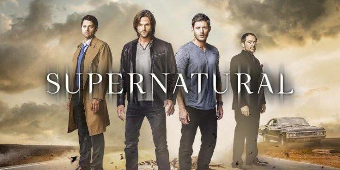 Supernatural 14. Sezon 1. Bölüm Fragmanı İzle