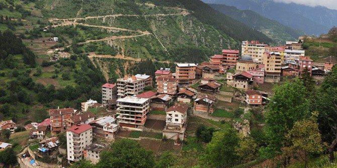 Çaykara Karaçam Köyü