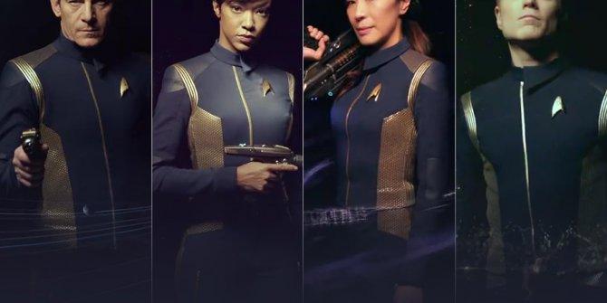 Star Trek: Discovery 2. Sezon 1. Bölüm Fragmanı İzle