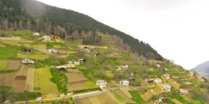 Çaykara Köseli Köyü