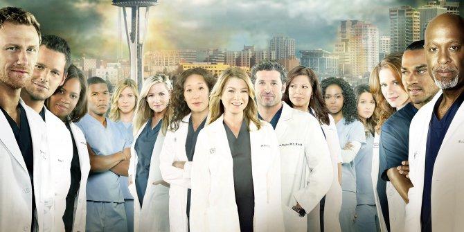 Grey's Anatomy 16. Sezon 1. Bölüm Fragmanı İzle