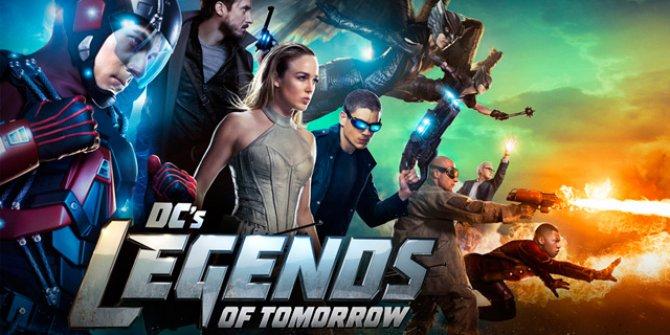 DC's Legends of Tomorrow 4. Sezon 6. Bölüm Fragmanı İzle