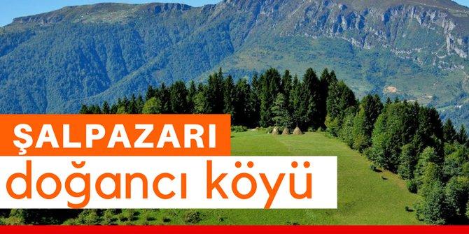 Şalpazarı Doğancı Köyü