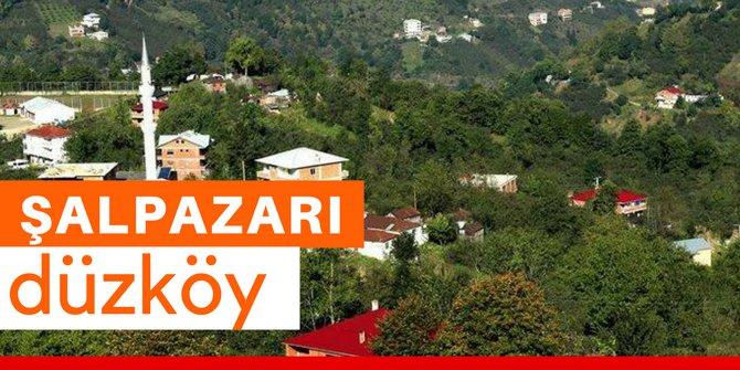 Şalpazarı Düzköy