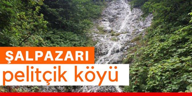 Şalpazarı Pelitçik Köyü