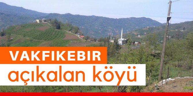 Vakfıkebir Açıkalan Köyü