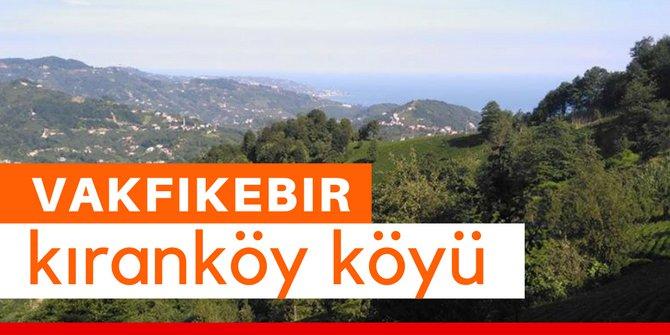 Vakfıkebir Kıranköy