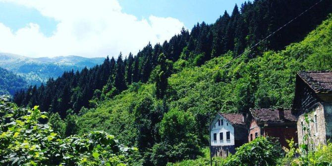 Yomra Maden Köyü