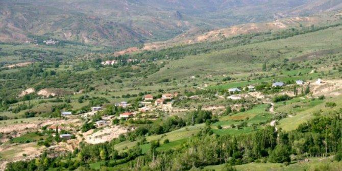 Divriği Bayırlı Köyü
