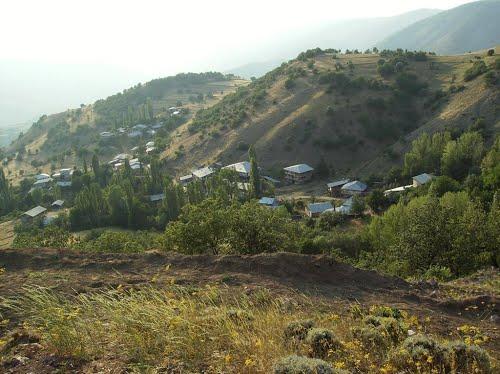 Doğanşar Alanköy Köyü