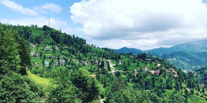 Güneysu Dumankaya Köyü