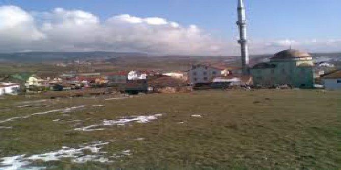Bolu Ahmetler Köyü