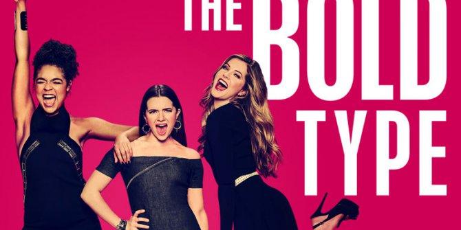 The Bold Type 2. Sezon 1. Bölüm Fragmanı İzle