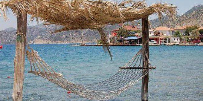 Marmaris Selimiye Köyü