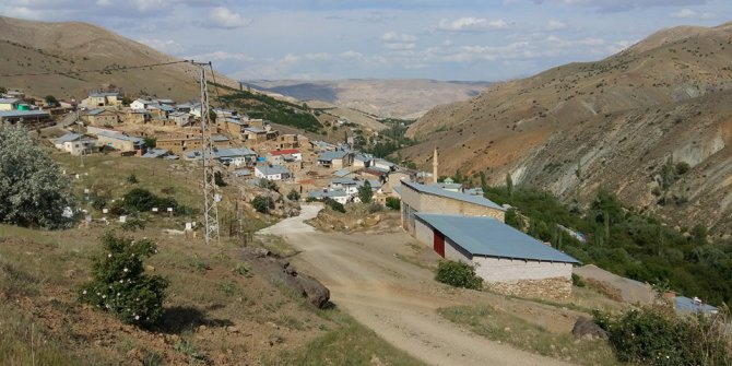 Gürün Tepecik Köyü