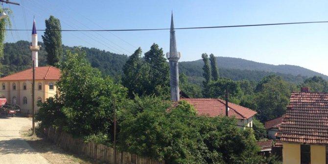 Bolu Karamanlar Köyü