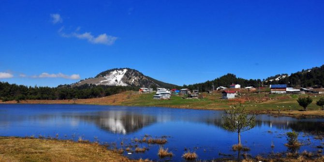 Bolu Karca Köyü