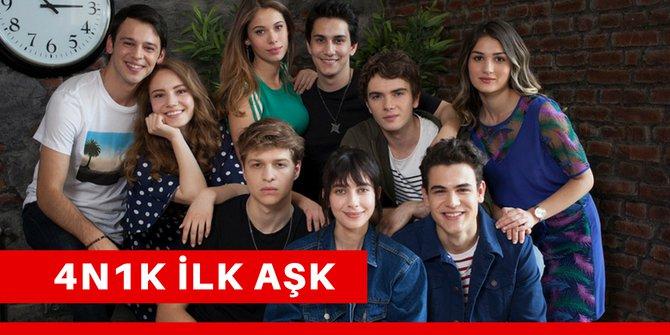 4N1K İlk Aşk 5. Bölüm Fragmanı Son Bölüm İzle Fox Tv
