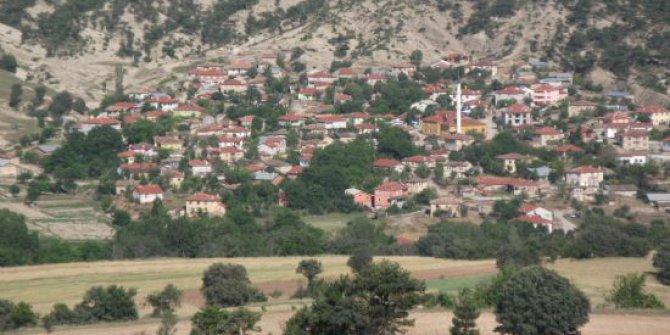 Bolu Sarıcalar Köyü