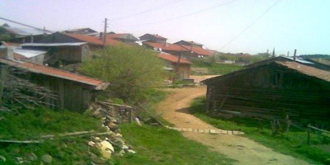 Bolu Sebenardı Köyü