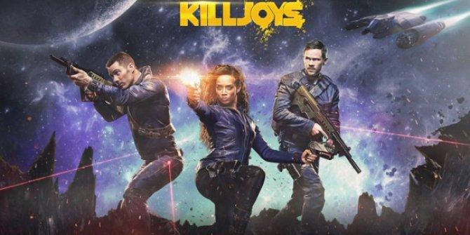 Killjoys 5. Sezon 2. Bölüm Fragmanı İzle