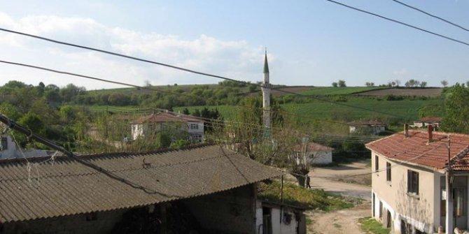Edirne Büyükismailce Köyü
