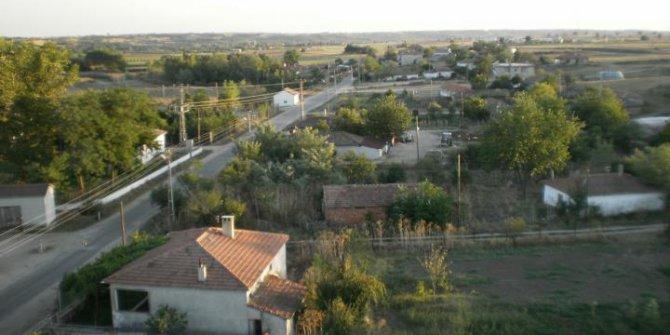Edirne Küçükdöllük Köyü
