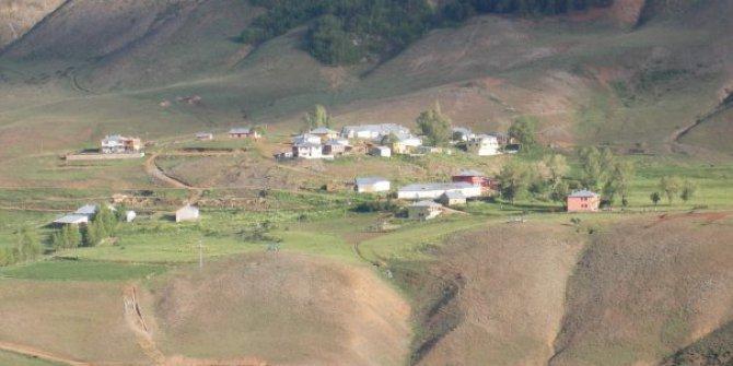 İmranlı Zımak Köyü