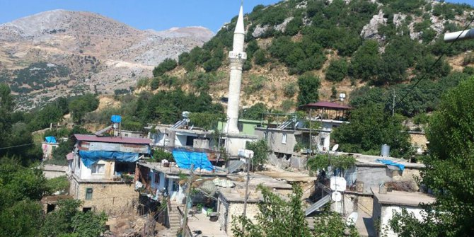 Enez Çandır Köyü