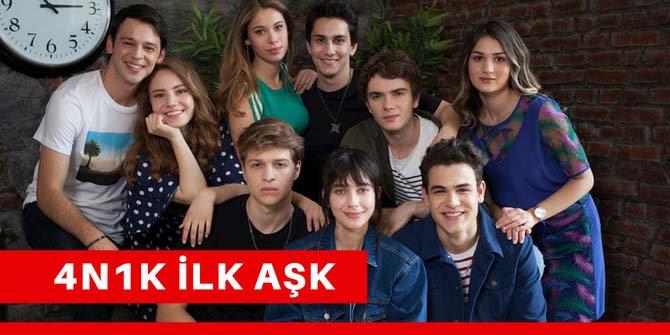 4N1K İlk Aşk 13. Bölüm Fragmanı Son Bölüm İzle Fox Tv
