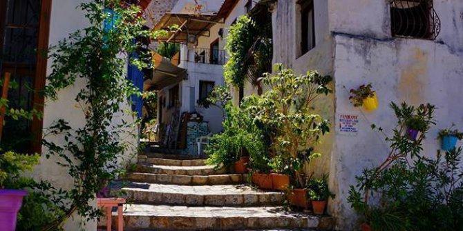 Marmaris Taşlıca Köyü