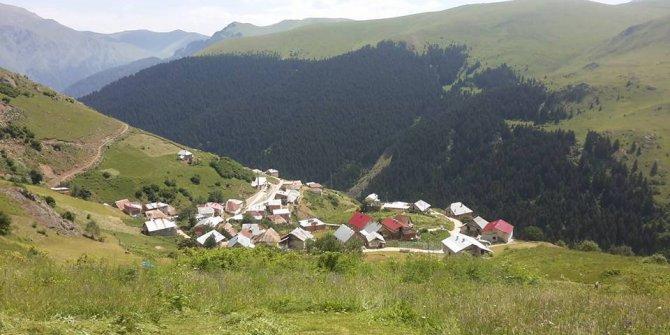 Gümüşhane Akocak köyü