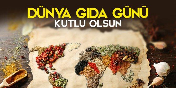 Dünya Gıda Günü Nedir | Önemi| Dünya Gıda Günü Ne Zaman
