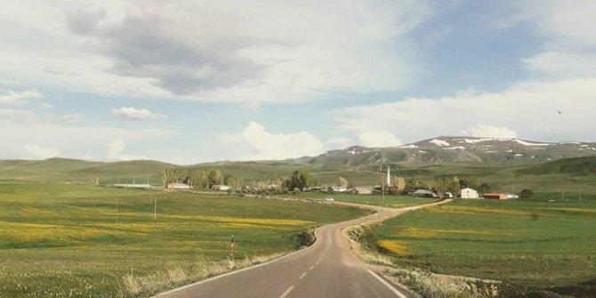 Aşkale Küçükova Köyü