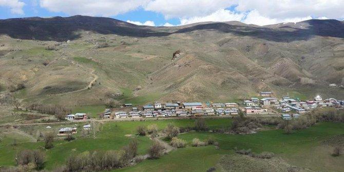 Aziziye Aşağıcanören Köyü
