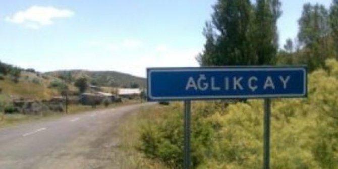 Zara Ağlıkçay Köyü